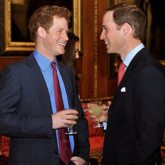 Prince William's Quotes About Harry's Engagement 2017