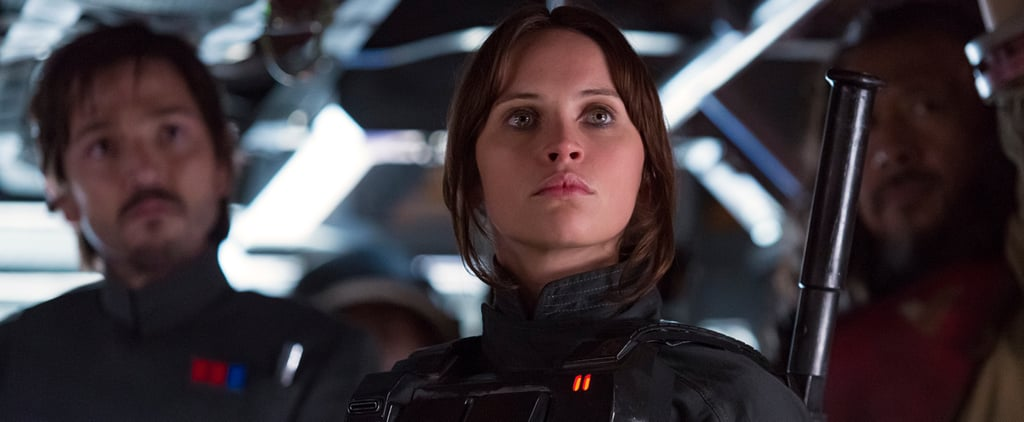 Rogue One's Alternate Ending Was Much More Romantic