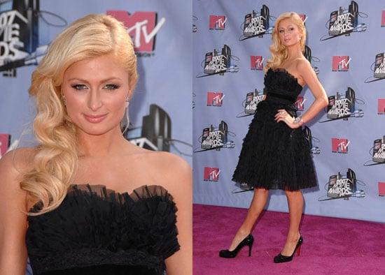 MTV Movie Awards: Paris Hilton