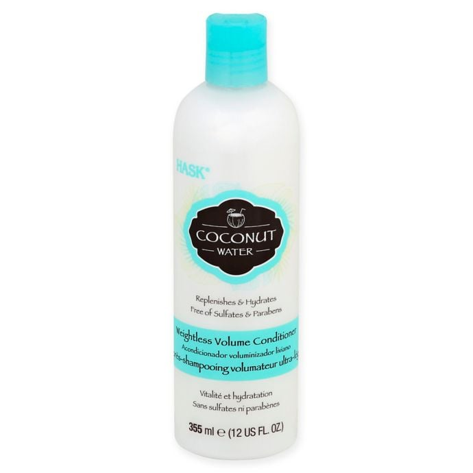 Hask Coconut Water Weightless Volume Collection