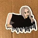Billie Eilish Drip Sticker