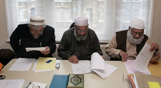 Islamic Sharia Courts Legally Binding in UK