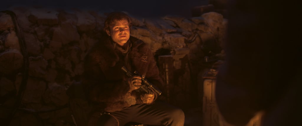 Image result for solo a star wars story campfire