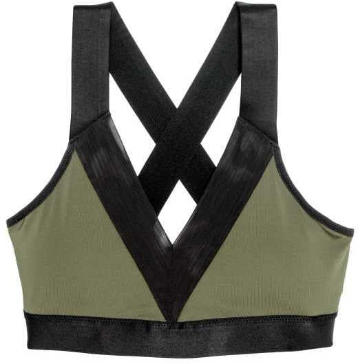 H&M Sports Bra Medium support
