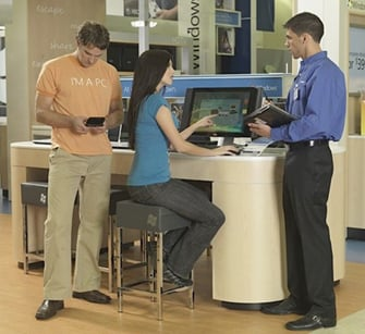 Daily Tech: Microsoft Retail Stores Coming This Fall