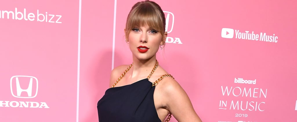 Taylor Swift's Oscar de la Renta Jumpsuit With Gold Chains