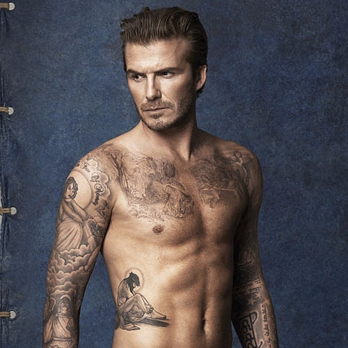Hot Celebrities With Lots of Tattoos | Pictures