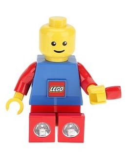 Photos of Lego Man Flashlights
