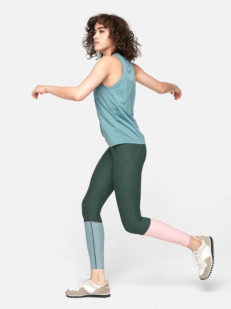 c3474343220af Outdoor Voices Dipped Warmup Legging | Fall Fitness Fashion ...