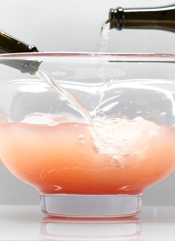 Classic Champagne Punch Recipe