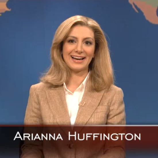 Nasim Pedrad's Arianna Huffington on Abortion | SNL Video