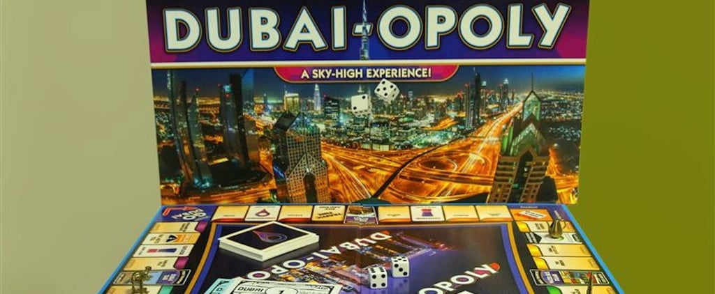 Dubai-Opoly: Dubai Monopoly Game to Launch in UAE