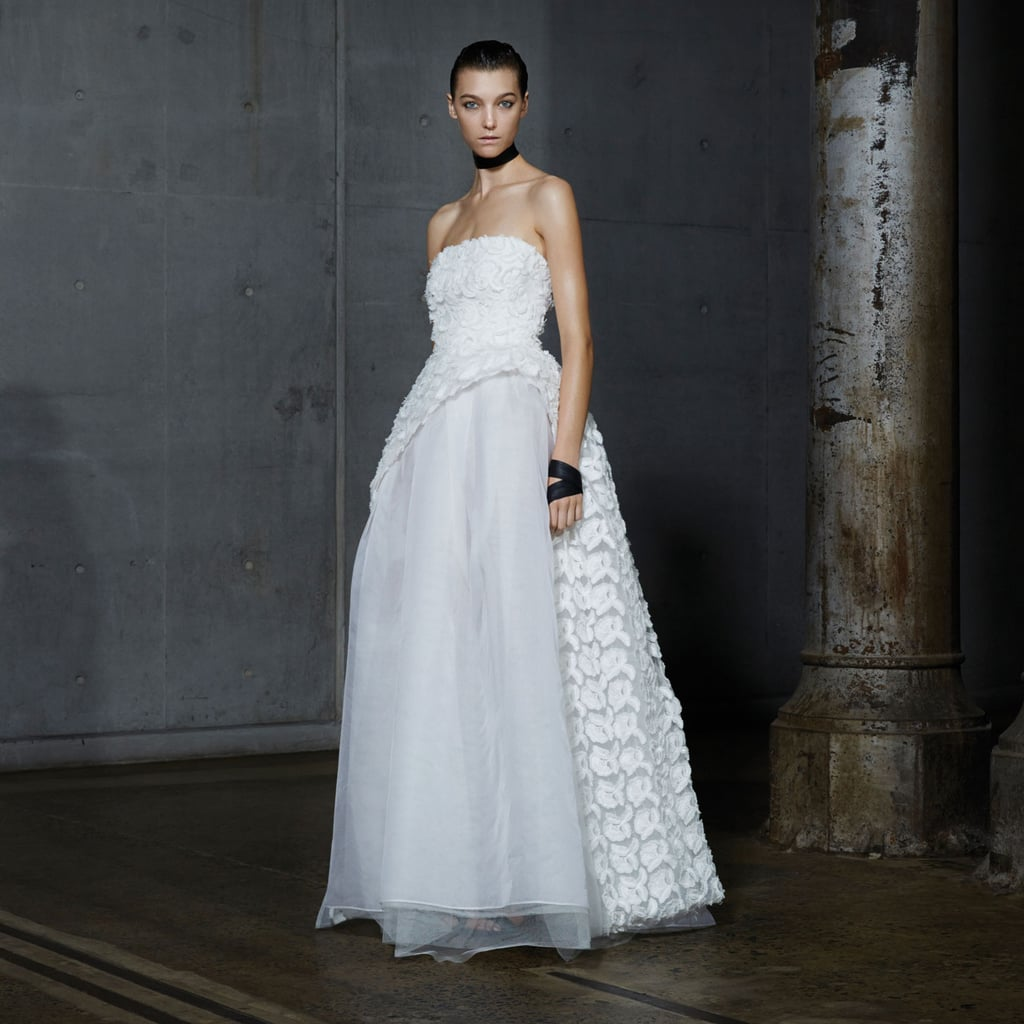 Carla Zampatti Spring Summer 2014 2015 Wedding Dresses Popsugar