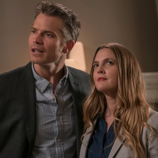 Drew Barrymore Timothy Olyphant Santa Clarita Diet Interview