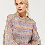 UO Agatha Balloon Sleeve Sweater