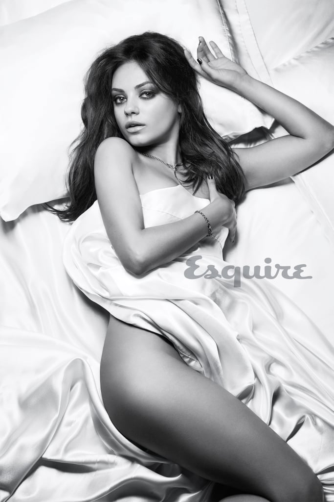 Mila Kunis is Esquire's Sexiest Woman Alive for 2012.
