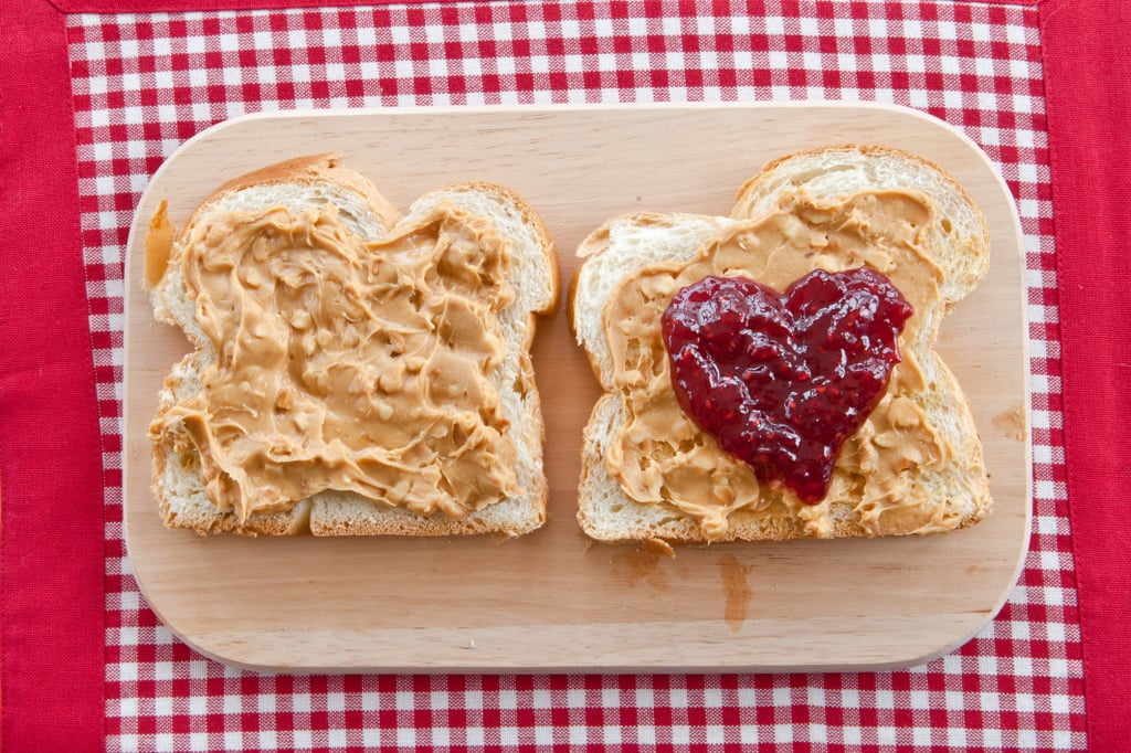 Peanut Butter and Jelly Sandwich Options For Kids