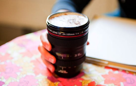 Pictures of the Lens Cap Mug