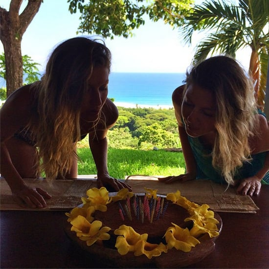 Gisele Bundchen's 34th Birthday Party | Pictures