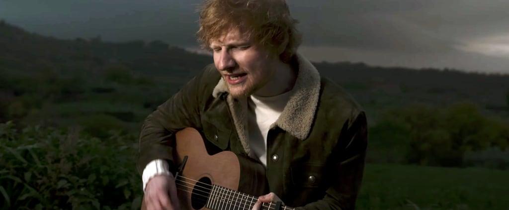 "Watch Ed Sheeran's ""Afterglow"" Music Video"
