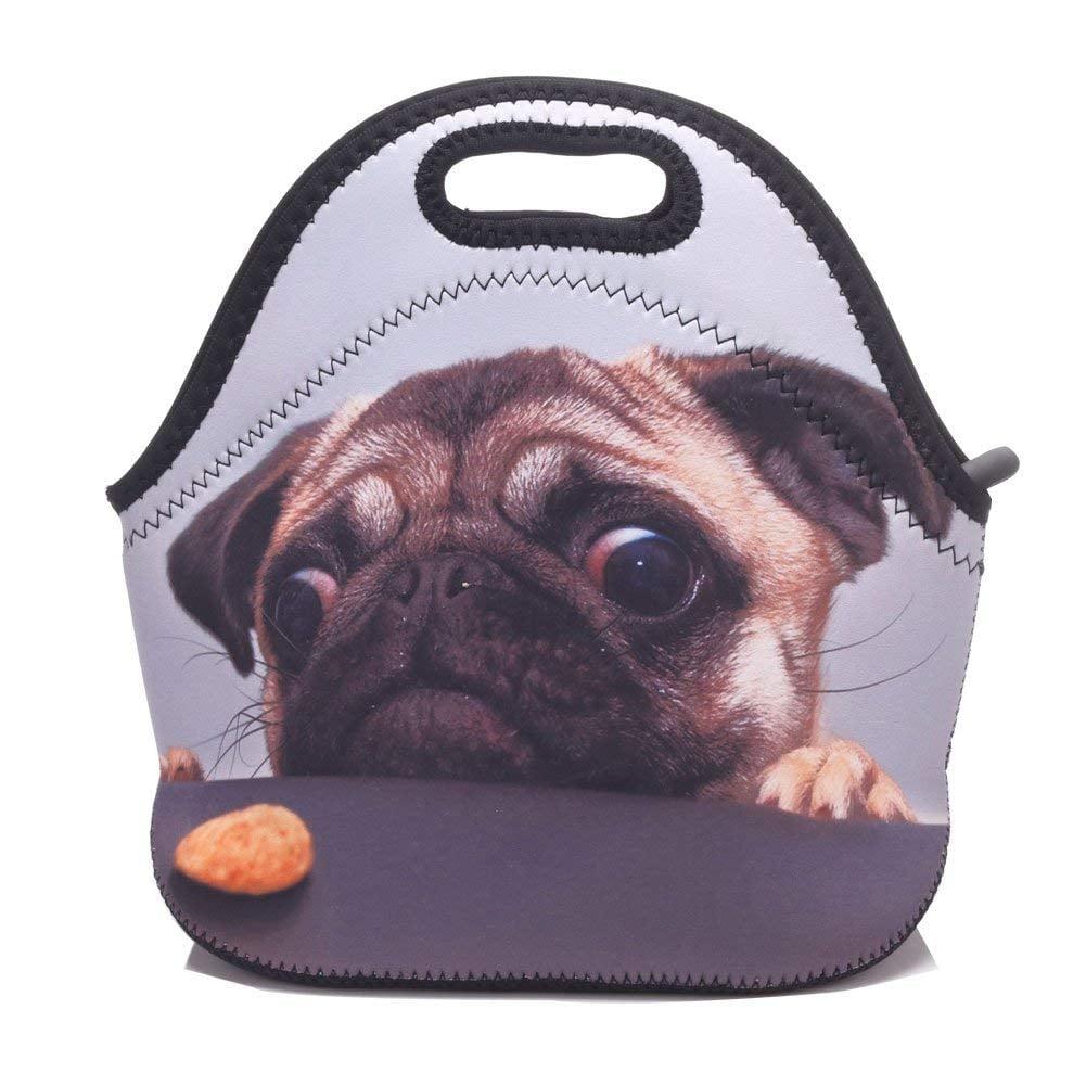 Violet Mist Neoprene Lunch Bag