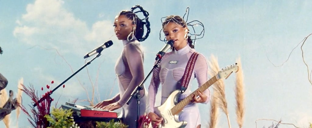 Watch Chloe x Halle's Billboard Women in Music Performance