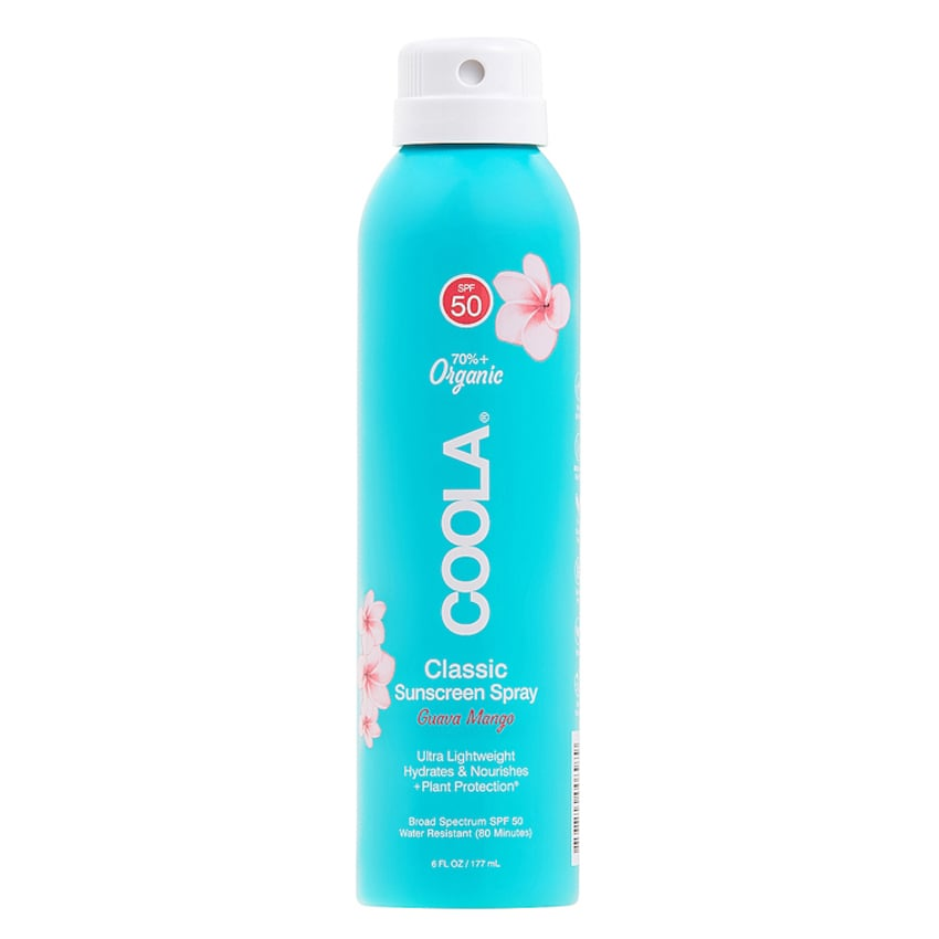 COOLA Classic Body Organic Sunscreen Spray