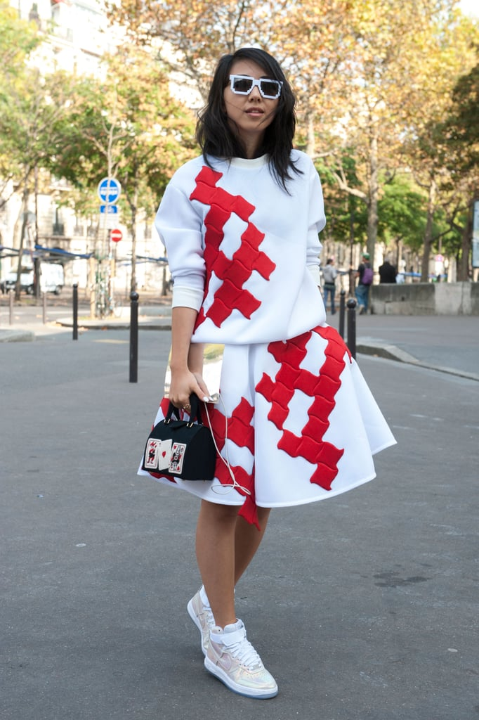 PFW Street Style Day 1