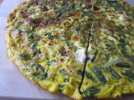 Vegetarian Frittata Recipe 2011-01-27 11:32:28