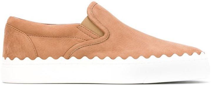 Chloé 'Ivy' Slip-On Sneakers ($474)