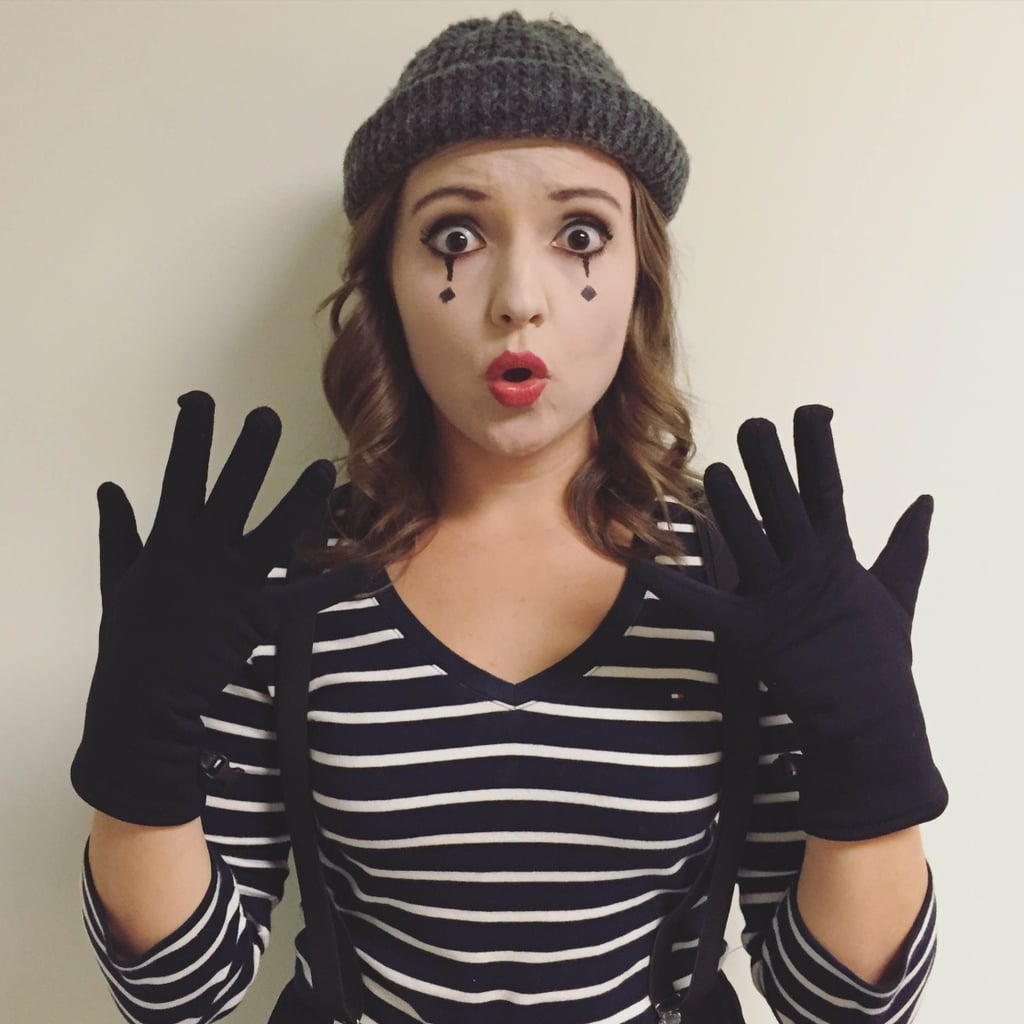 Mime  sc 1 st  POPSUGAR Australia & Mime | Costume Ideas For Women | POPSUGAR Australia Love u0026 Sex Photo 10
