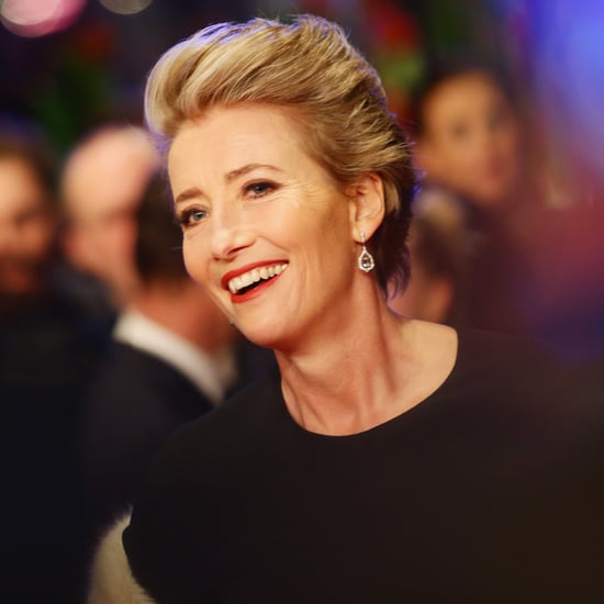 Emma Thompson Talking About Oscars Diversity Issue
