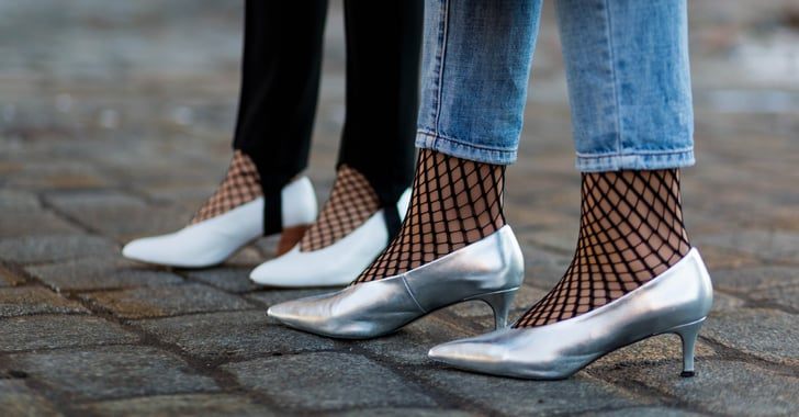 Are Kitten Heels in Style?