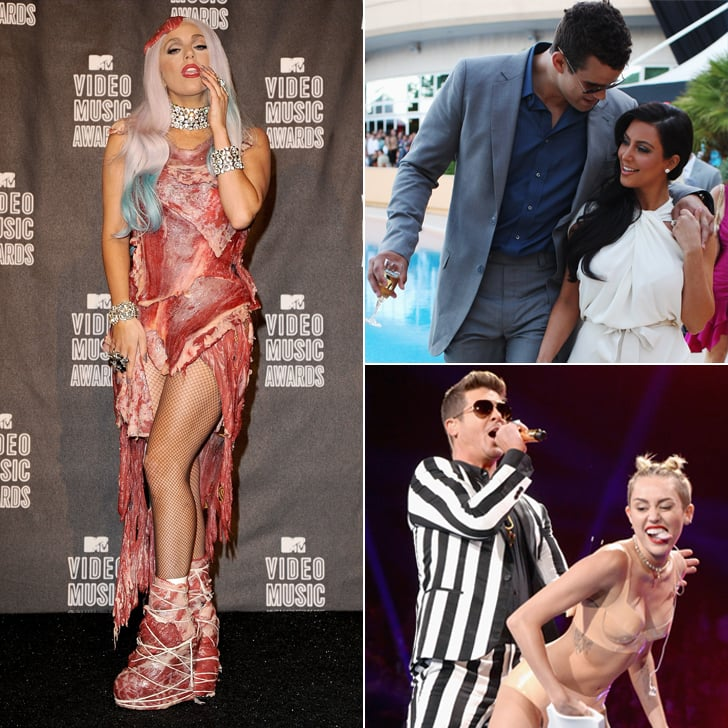The Most Surprising Celebrity Moments of the 2010s