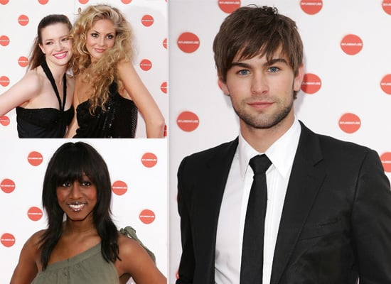 Gossip Girl's Chace Crawford Attends A Charity Event At The Roundhouse, London