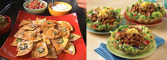 Would You Rather Eat Nachos or Taco Salad?