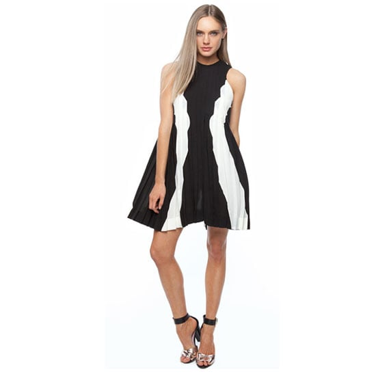 I'm not a races girl AT ALL but I do love me a good black and white dress. If my friends manage to get me to Derby Day, this is what I'll be wearing. — Genevieve, associate editor  Dress, $690, Dion Lee Line II at The Iconic