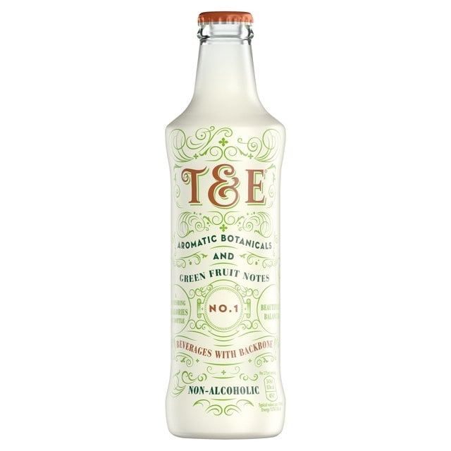 T&E Aromatic Botanicals & Green Fruit Notes Drink