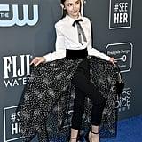 جوليا باترز في حفل توزيع جوائز اختيار النقاد لعام 2020