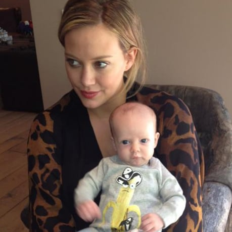 Hilary Duff's Birth Story