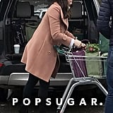Kate Middleton Grocery Shopping in UK Pictures April 2018