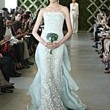 Oscar de la Renta Bridal Spring 2013
