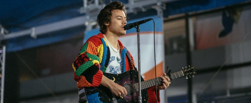 TikTok Users DIY Harry Styles's JW Anderson Crochet Cardigan
