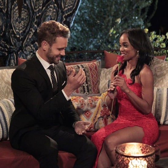 Rachel Gets the First Impression Rose on the Bachelor