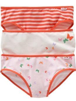 Butterfly Bikinis 3-Pack