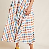 Maeve Evelyn Midi Skirt