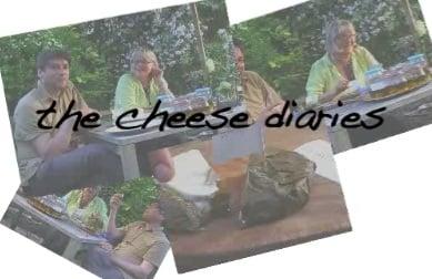 Yummy Link: Alex James' Cheese Diaries