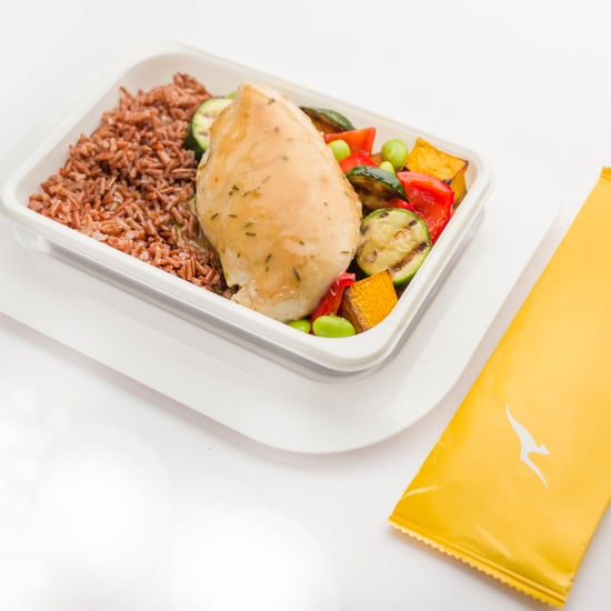 New Healthy Qantas In-Flight Menu For Long-Haul Flights