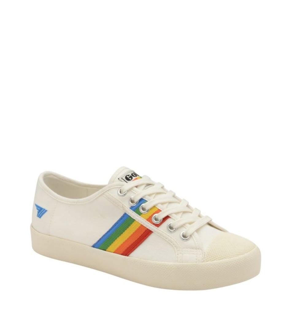 Gola Rainbow Canvas Sneakers