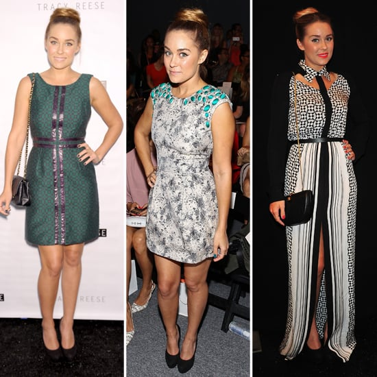 Lauren Conrad at NYFW | Pictures